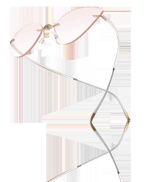 9c9ce521e21 Optiek Tom de Groot in Bussum laat graag de nieuwe brillen van Silhouette  zien, die ook nog eens heel lekker zitten.